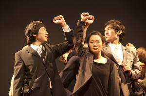 2012年3月公演<br>『15人の海民』