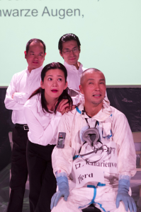 2013年ドイツ公演<br>『WOYZECK version FUKUSHIMA』