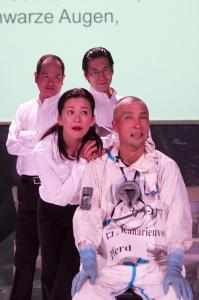 2013年ドイツ公演<br>『WOYZECK version FUKUSHIMA』