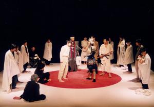 2001年2月公演<br>『骸骨の舞跳』