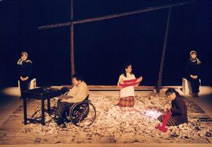 2001年2月公演<br>『国境の夜』