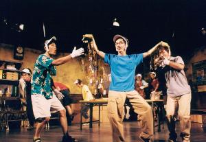 2001年7月公演<br>『きなこぱんネエちゃんの恋』