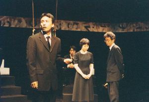 2002年7月公演<br>『うさぎの電報』