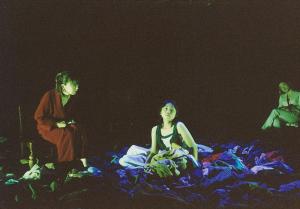 2002年8月公演<br>『バーサよりよろしく』-Hello from Bertha-