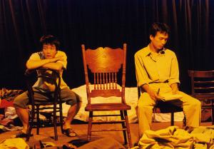 2002年8月公演<br>『ロング・グッドバイ』-The Long Goodbye-