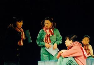 2002年12月公演<br>『キフキフ』