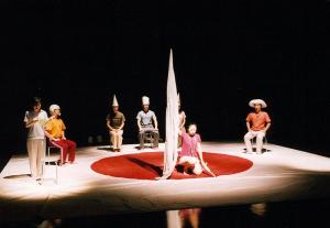 2003年7月公演<br>『ホーキ星の出た日』