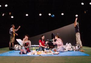 2006年4月公演<br>『日向ぼっこ』