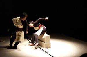 日本演出者協会<br>国際演劇交流セミナー2006『韓国特集』<br>リーディング公演『寧越行日記(作:李康白)』