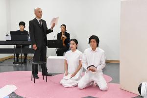 2021年8月特別公演<br>『妹背山婦女庭訓』〜太宰館の段・山の段を読む〜